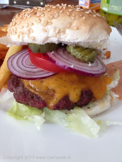 Foto: The Best Burger